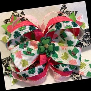 Other - St Patrick's Day Bow